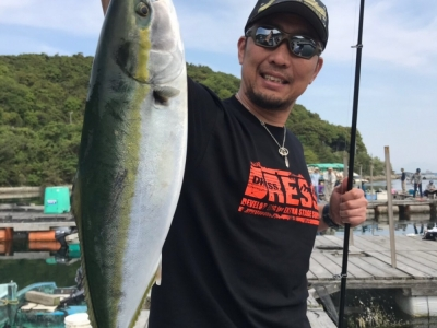 令和FISHING! DRESS GRUNGE T